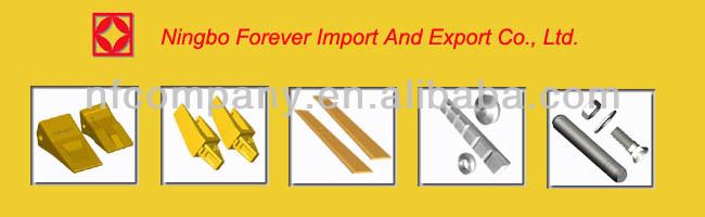Jcb Dozer Cutting Edge Made In China For Undercarriage Parts - Buy Dozer  Cutting Edge Made In China,Cutting Edge For Undercarriage Parts,Dozer  Cutting