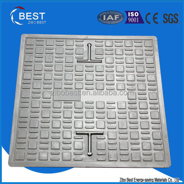 A15 China supplier skid plate waterproof access airtight manhole cover
