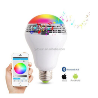 Led emergency bulb light b22 e27 e26, led intelligent bulb light emergency use, led magic bulb