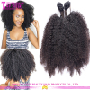 Peerless Virgin Hair Company Wholesale Best Quality No Tangle Afro Kinky Curly Human Mongolian Virgin Hair