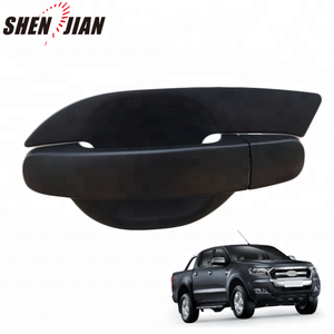 Black Color Shenjian Factory Open Moulding Car Accessories Discount For Ranger