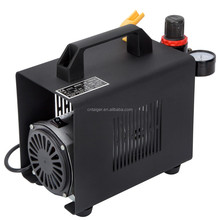 Tagore TG212C Single Cylinder Oiless Portable Mini Airbrush Compressor for Makeup Tattoo Cake Decorating Model Paint