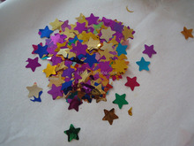 shape of foil confetti ; Party provide/party Item