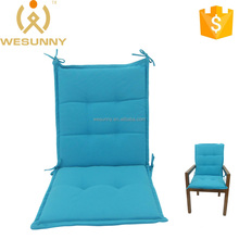 High Quality Garden Style Adults Plain Patio Chair Seat Cushion