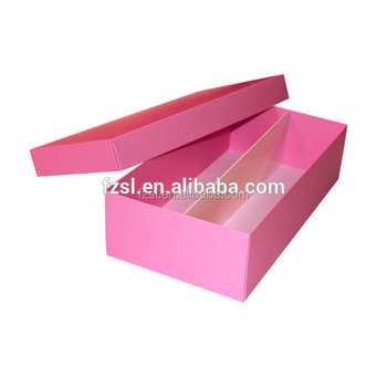 APBSL011 luxury custom color printing paper packaging box with inside divider