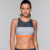 Ladies Professional Rebound Athletic Firm Fit Sports Exercise Running Bra