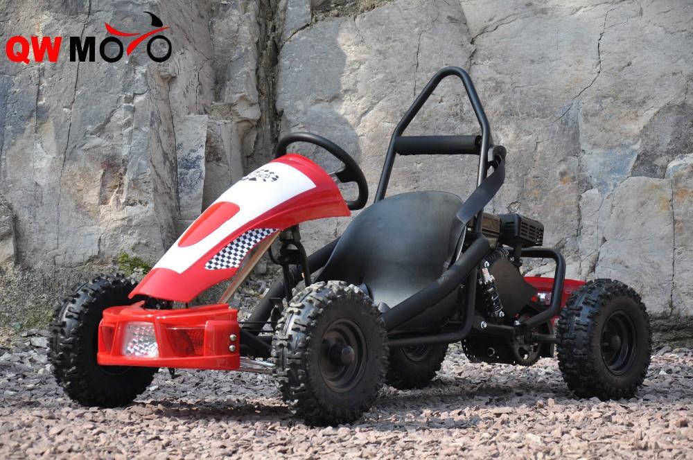 el más reciente 2015 venta caliente 196cc gas powered karting barato ...