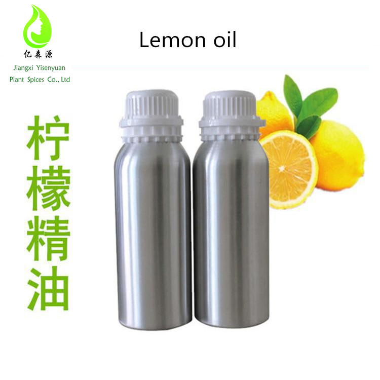 100% Fresh and Organic Lemon oil for refreshing