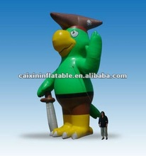 inflatable animal moscot Inflatable Parrot
