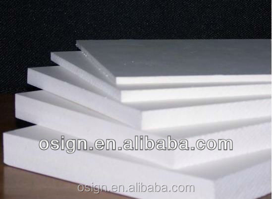 rigid pvc foam board