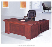 Cheap wooden executive table big lots office furniture