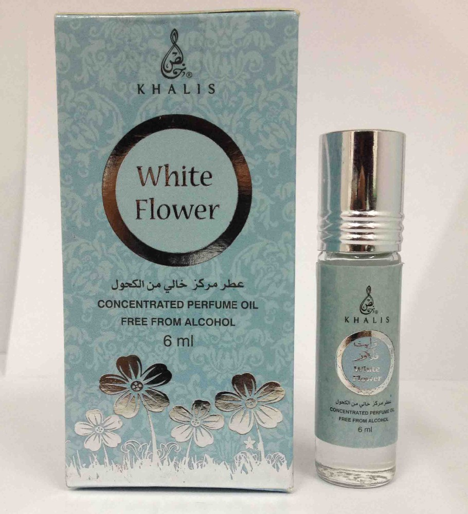 White Flower Concentrated Perfume Oil 6ml Buy Fine