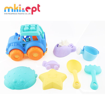 Crazy Selling Beach Toys Sand Toys Set for Kids