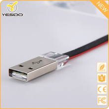 Yesido wholesale cable usb for samsung,colorful usb cable