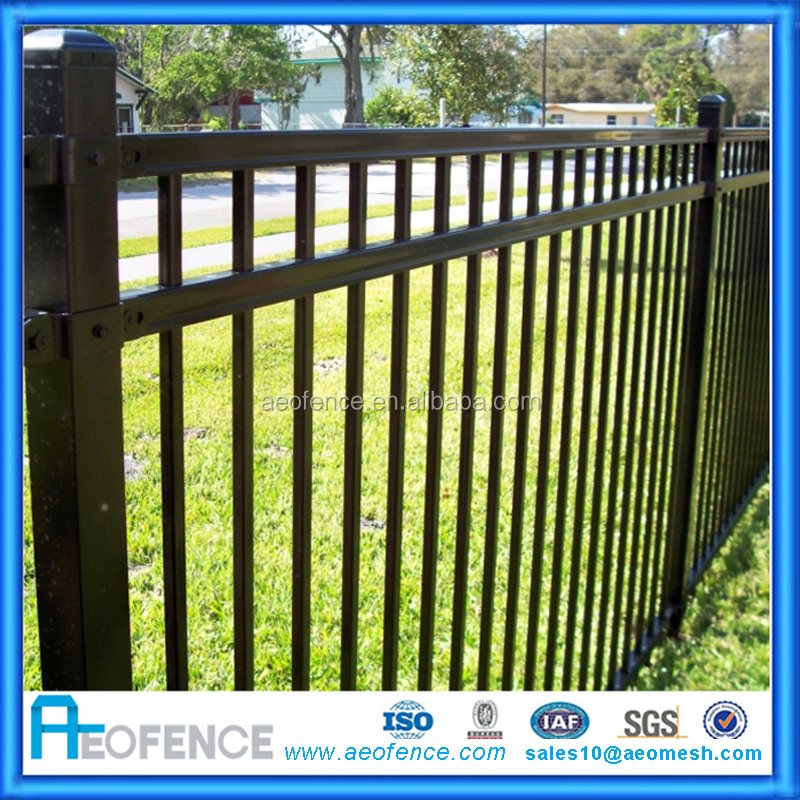 Manufacturer Of Low Price Aluminum Garden Fence House