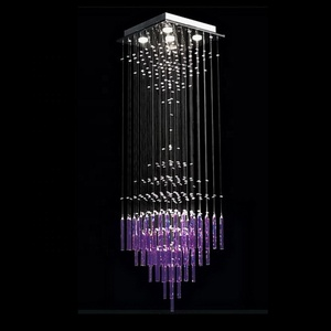 Moroccan Customize Lighting Agate Chandelier For Stage