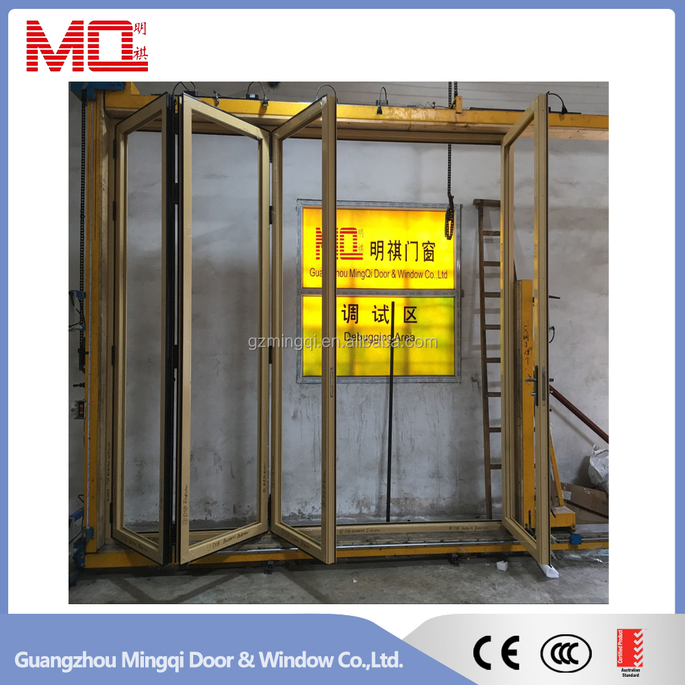 China Manufacturer Aluminium Door Price Interior Folding Door ...