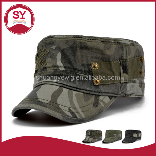 Uni Cotton 100 Hats Haculla Ouflage Print Logo Cap 11851739 No Qf