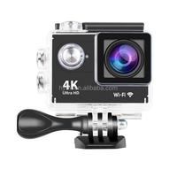 Mini wireless 4K Action Sports Camera Ultra HD Waterproof digital Camera H9