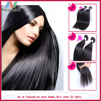100 percent pure virgin indian remy human hair 100% halo hair extensions