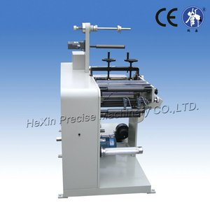 Hexin Barcode label die-cutting machine