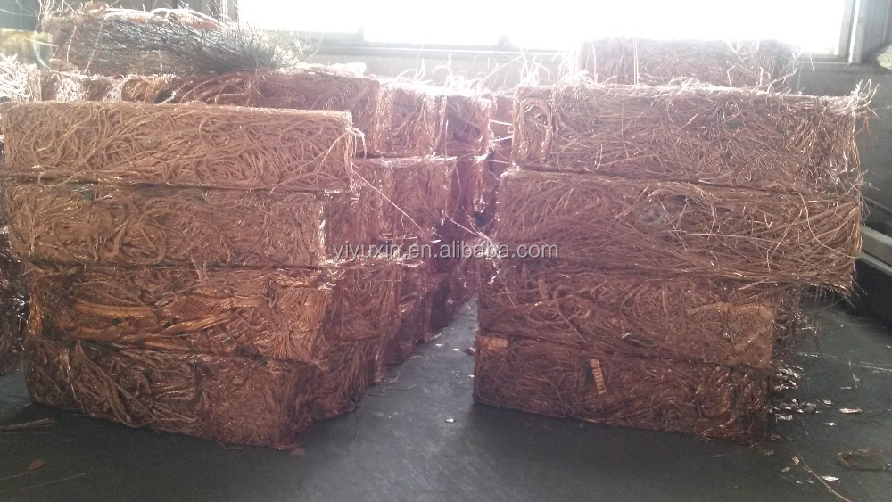 Sell Copper wire scrap99.99% with good price (H110)