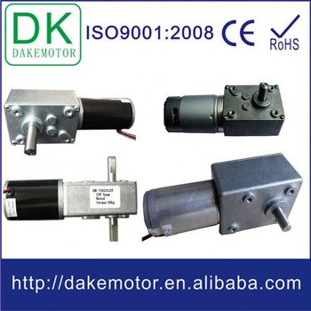 Dake High Torque 12v 24 Dc 575 12v Dc Motor Dual Shaft