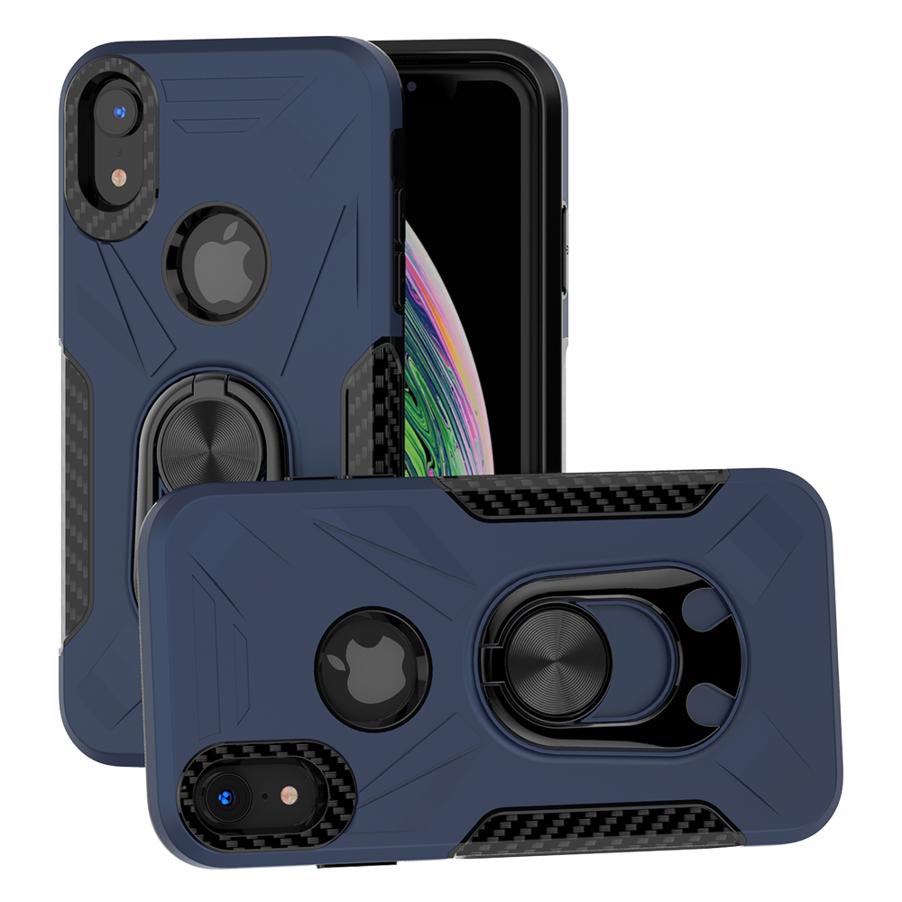 Bottle open function plastic and TPU combo case for iPhone XR фото