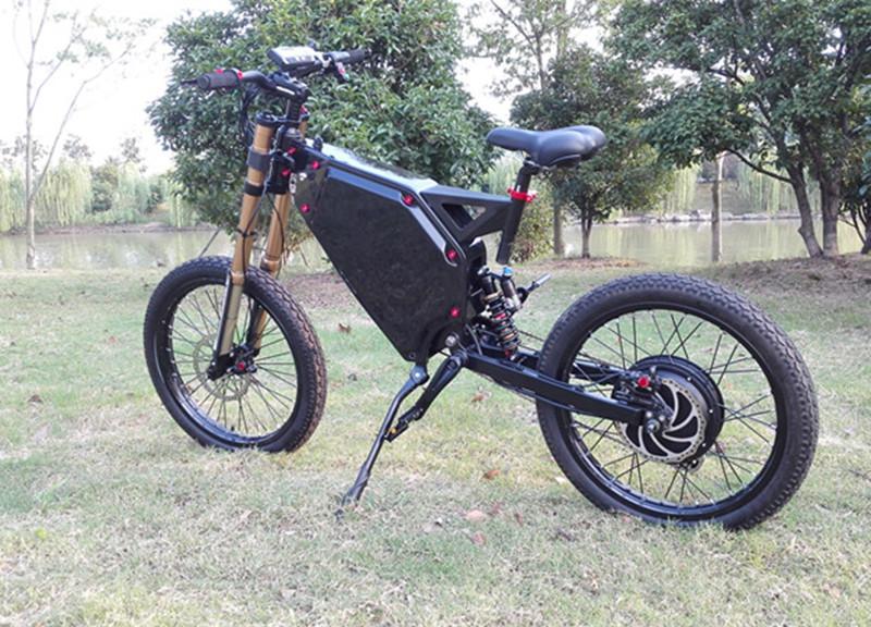 High Quality Strong Cover Enduro Ebike Frame No Name Bicycle Frame ...