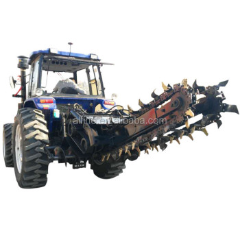 Factory directly sale super quality tractor PTO trencher