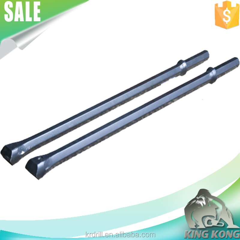 H25 hdd drill pipe Tapered drill rods price