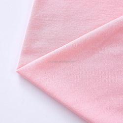 Xinxingya supplier 87% modal 13% spandex single jersey fabric for t shirt