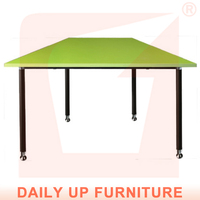 Fireproof Meeting Table Party Table Office Reception Table Office Desk Specifications Home Furniture