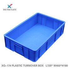 Preferential storage container for kitchen bins stackable vented plastic crate manufacturer