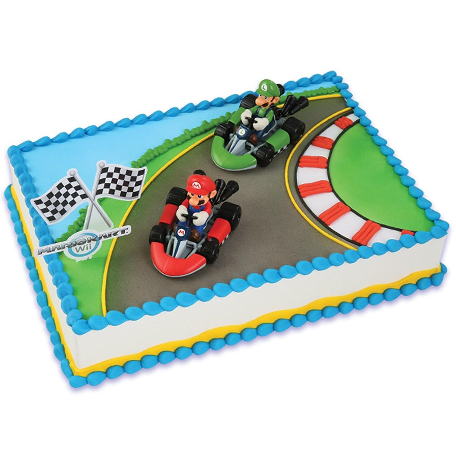 Stupendous Cheap Mario Kart Birthday Cake Find Mario Kart Birthday Cake Personalised Birthday Cards Sponlily Jamesorg