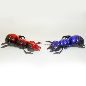 Wind up plastic ant toy