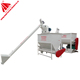 Small hammer mill mixer feed machine/animal feed horizontal grinder and mixer