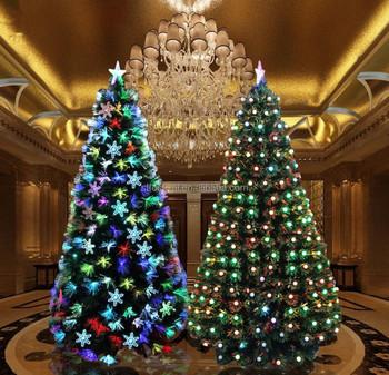2015 Decorative 7ft Fiber Optic Christmas Tree Led Light - Buy 7ft ...