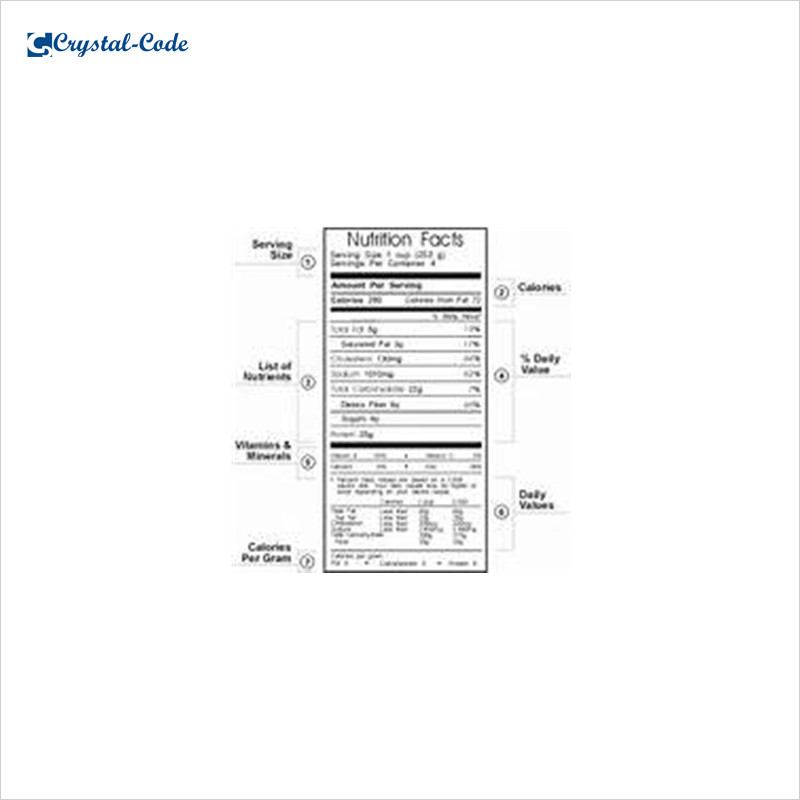 Sample Product Label, Sample Product Label Suppliers And Manufacturers At  Alibaba.com  Product Label Sample