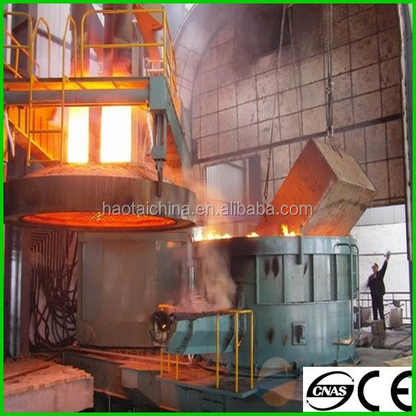 High Quality Electric Arc Furnace With Ebt Tap In Pakistan