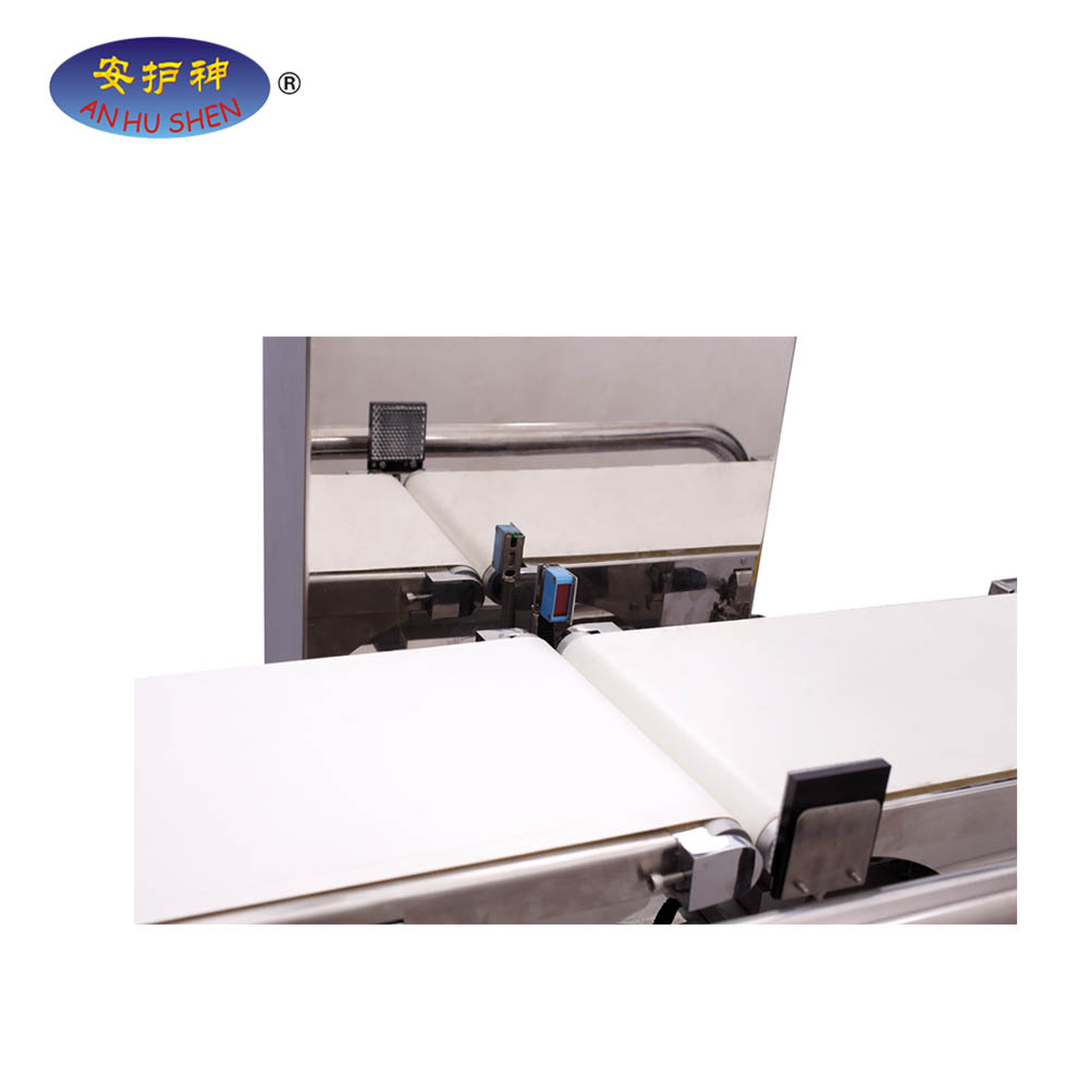 Conveyor Belt Check Weigher with Automatic Rejection System