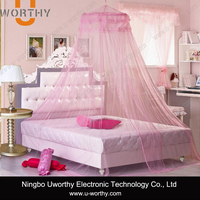 King Size Circular Portable Folding Double Bed Mosquito Net