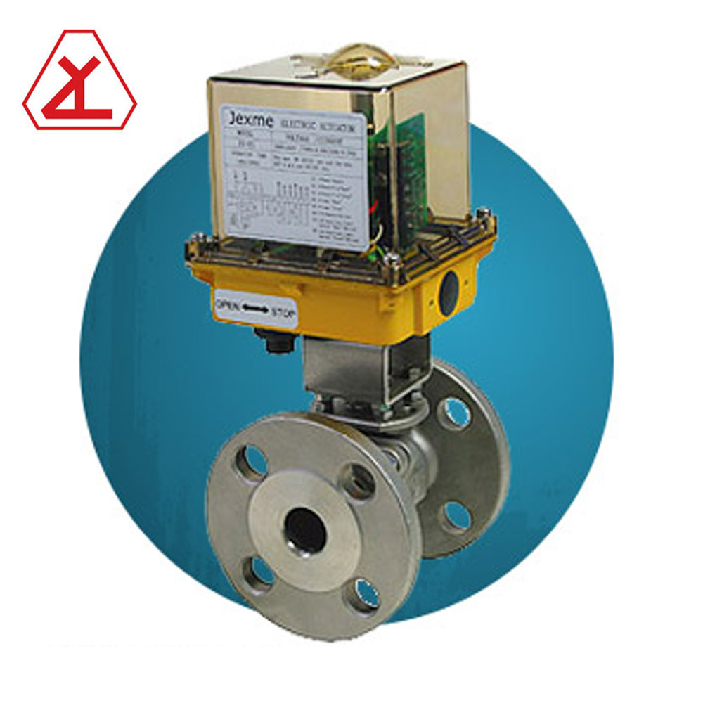 Electrical Ball Valve BW3 1/'/' 3-way 12V DC 3-point