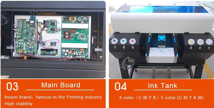 Neue Automatische Bekleidungs Druck Maschine Auf Tuch Masse T Shirt Druck Masse Dtg Drucker