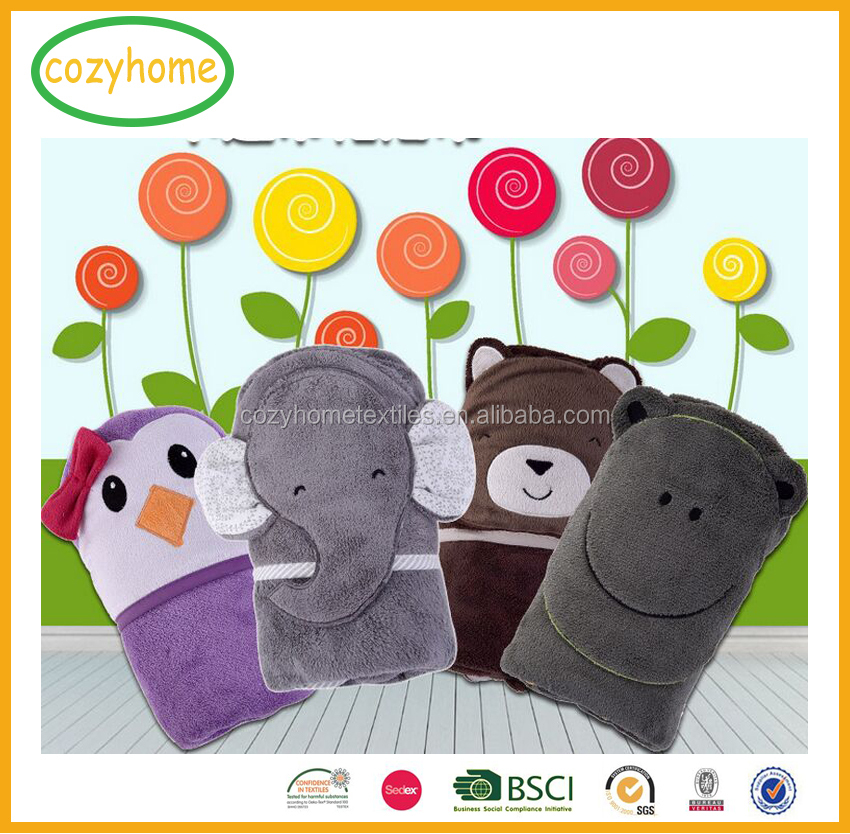 Considerate Baby Elephant Towel Bathing & Grooming