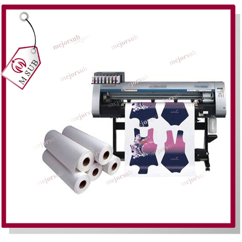 2016 Hot Sale A3 A4 Dye Sublimation Printing Paper for Ricoh/Epson Printer