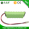 Geilienergy SC 18V Ni-MH/Ni-CD 2200mAh Rechargeable Battery Pack Make In China