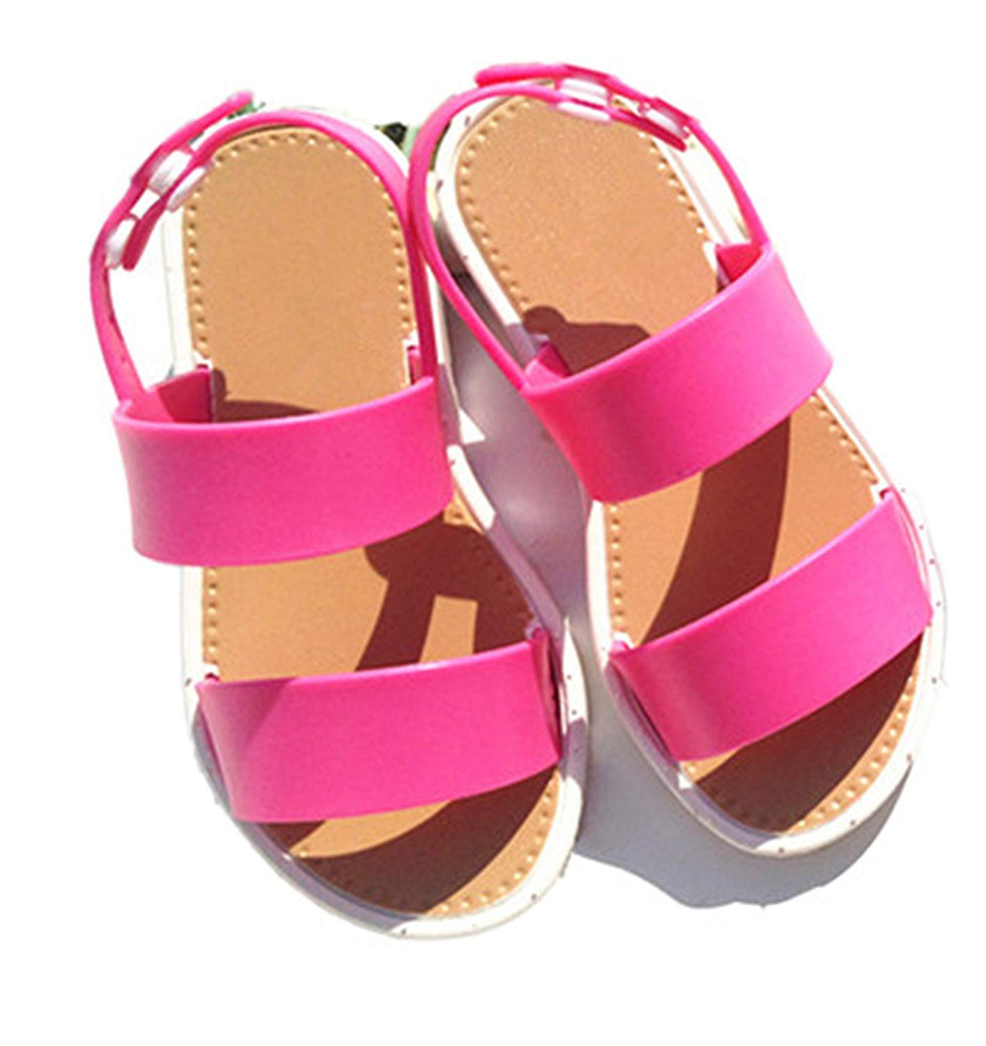 236afd08ed98 Get Quotations · Melissa Wilde Fashion Sandals Shoes for Kids Girls Jelly  Party Princess Casual Beach Shoes Girls Sandals