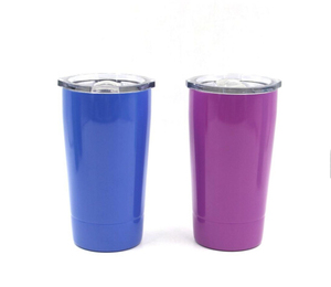 12oz Kids Tumbler Insulated Double Wall cup with Colorful Silicone Straws