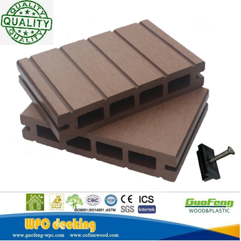 Best Quality Anti UV WPC Waterproof Flooring Board WPC Waterproof Terrace  Wood For Guofeng Wpc